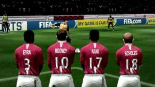 Official FIFA 09 Intro