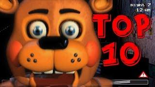 - Топ 10 Фактов об Игрушечном Фредди Five Nights at Freddy s Top 10