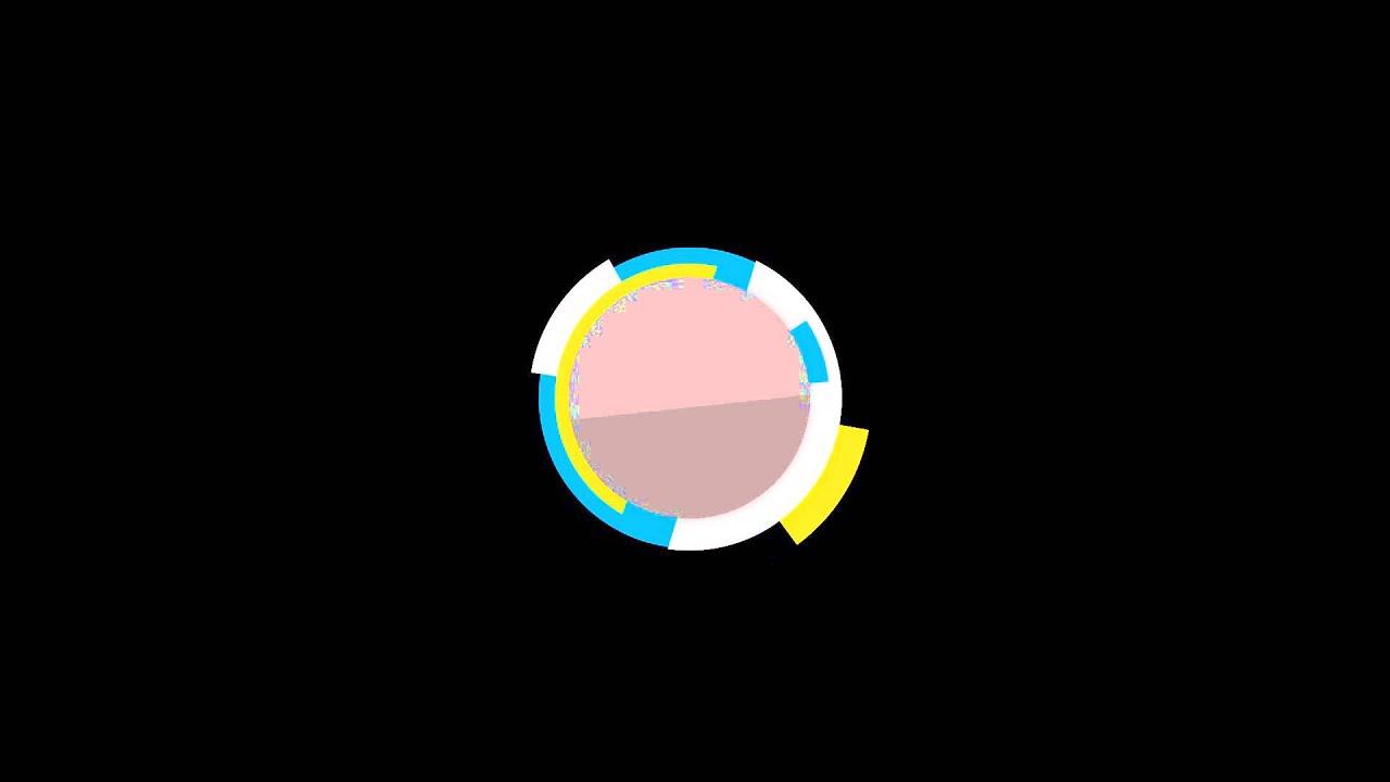 circle animation free overlay stock footage youtube