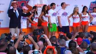 Hooters World Wing Eating Championship - Part 2