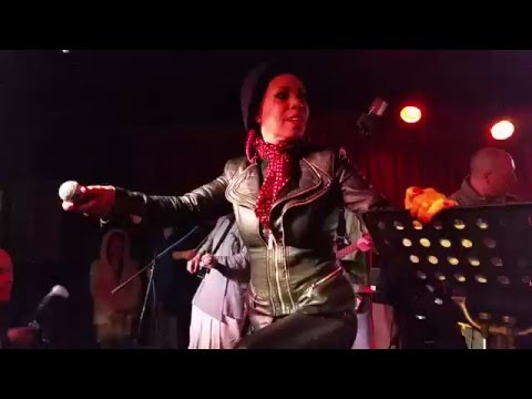Jennie BelleStar - Oh Bondage .. Up yours - Polyfest 3 2016 at the Half moon, Putney.