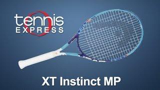 Head Graphene XT Instinct MP Racquet Review | Tennis Express