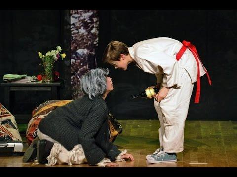 Гимназия 45 - спектакль Собаки