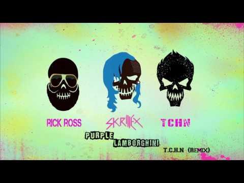 Purple Lamborghini Slushii Remix Skrillex Rick Ross Shazam