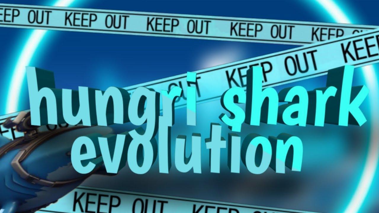 🦈 Hungri shark evolution 🦈/это топ игра)