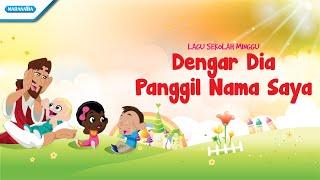 Dengar Dia Panggil Nama Saya - Lagu Sekolah Minggu - Maranatha Kids (Video)