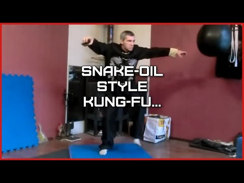 Snake Oil Style Russian Kung Fu