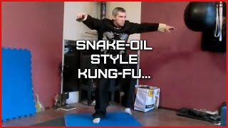 �������� ���� Snake Oil Style Russian Kung Fu ������