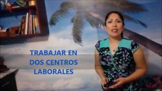REEMBOLSO DE SUBSIDIO ANTE ESSALUD - POR JANET SUÁREZ