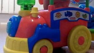 Fisher Price Animal Train - sounds