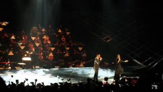 Konser Dari Hati Afgan - Kamu Yang Ku Tunggu feat. Rossa