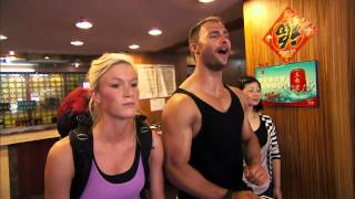 The Amazing Race  21 Episode 1 Sneak Peek