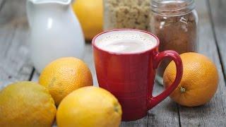 Orange Hot Chocolate - Blendtec Recipes