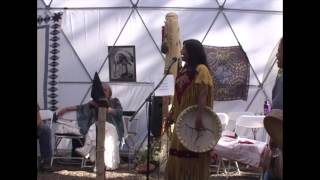 Native American Songwriter Yolanda Martinez- Star Knowledge Conference