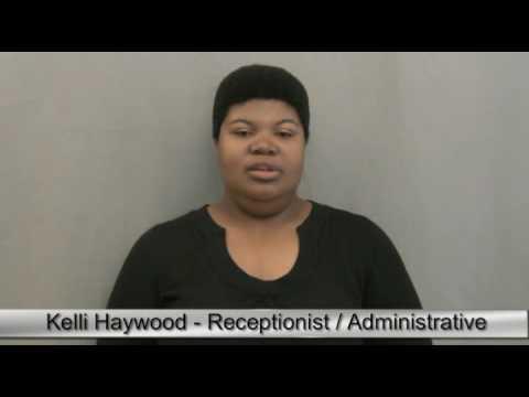 Kelli Haywood - Standard Video Resume w/ Background Music