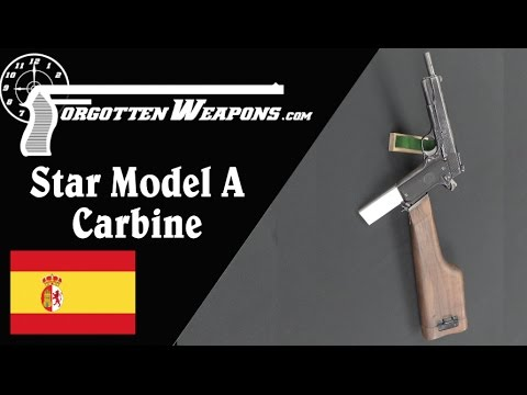 Star Model A Carbine