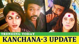 Kanchana 3 Oviya | G green Channel