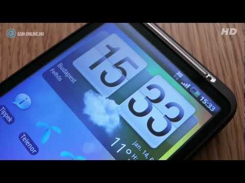 HTC Desire HD teszt - GSM online™