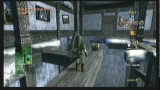 "Legend of Zelda Twilight Princess Walkthrough 15 (2/6) ""Snowpeak Ruins: Compass & Cannons"""