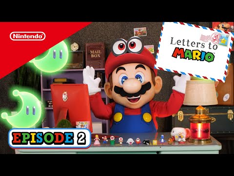 Send Your Letters to Mario Episode 2!