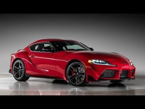2020 Toyota Supra Debuts