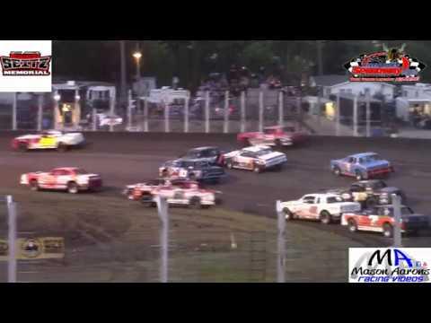 River Cities Speedway WISSOTA Street Stock A-Main (John Seitz Memorial) (9/8/18)