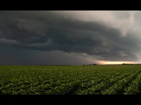 Live Storm Chase - Southern Wisconsin Severe Storms - 9/7/2016