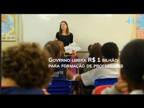 Investimento em educação é o alicerce para economia próspera e cidadania plena, diz presidente Temer