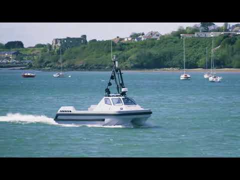 Autonomous minesweeping system handed over to the Royal Navy