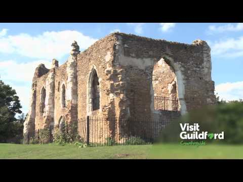 Visit Guildford - In the Heart of Surrey