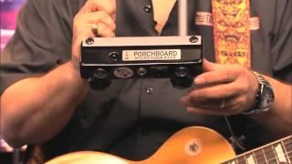 Porchboard Micro Floor Bass Pedal FOX 17 Rock Review