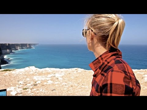 Great Australian Bight Road Trip. 2015