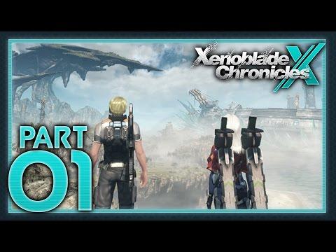 Xenoblade Chronicles X - Part 1 - Mira