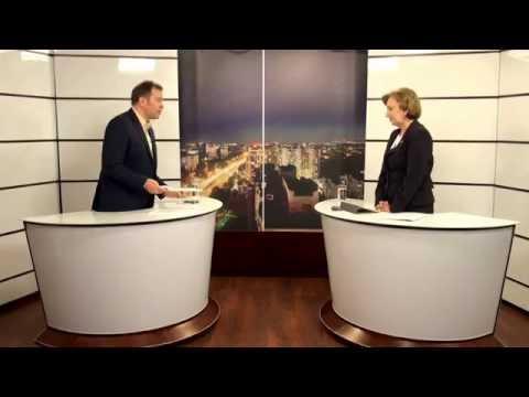 """Interviu exclusiv cu Zinaida Greceanîi cu tema """"Despre Margaret Thatcher, despre banii șeicilor a..."""