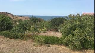 Участок в Крыму, 6 соток, город Щелкино.