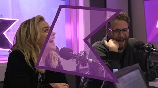 Chloë Grace Moretz & Seth Rogen talk Bad Neighbours, Zac Efron & more