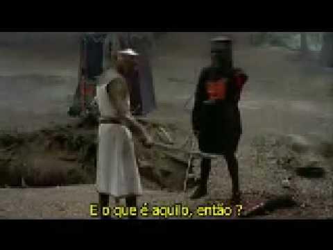 Trailer do filme Monty Python em Busca do Cálice Sagrado