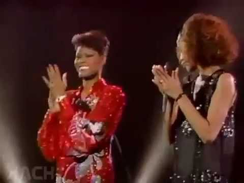 Dionne Warwick ft Whitney Houston - You're A Friend of Mine