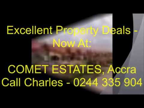 2 Bedroom Executive House, COMET ESTATES, Accra