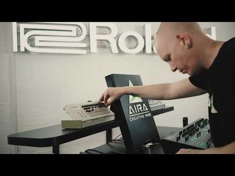 Aira Creative Hub - David Ahlund Jam