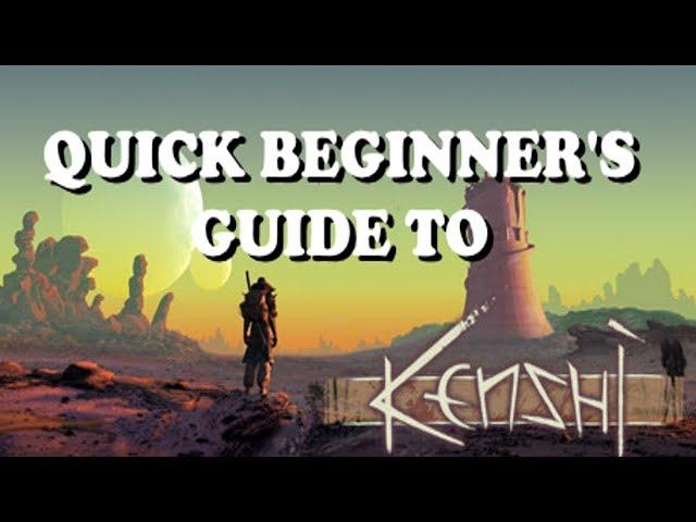 kenshi guide