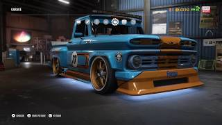 Need for Speed Payback   Chevrolet C-10 Stepside Customization Gameplay