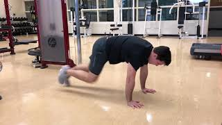 Mountain climbers - Exercise Library