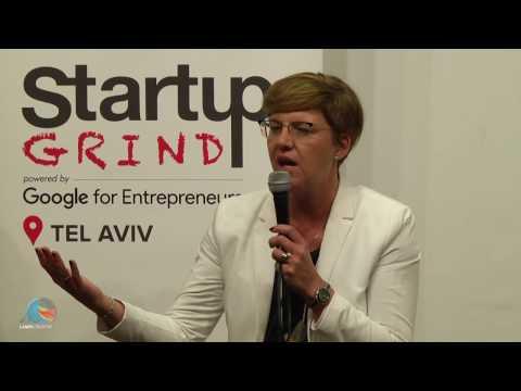 Startup Grind Tel Aviv Hosts Fiona M. Darmon (JVP) - October 31, 2016
