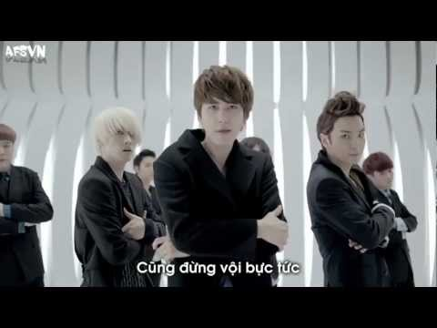 [Vietsub] Mr. Simple - Super Junior (Full MV)