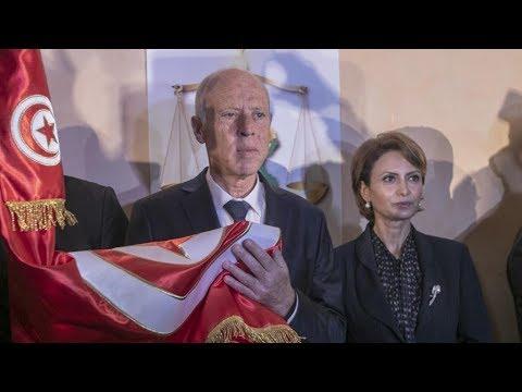 ???? تعرّف على الرئيس التونسي الجديد قيس سعيّد  - نشر قبل 2 ساعة