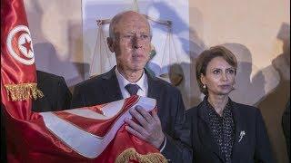 🇹🇳 تعرّف على الرئيس التونسي الجديد #قيس_سعيد