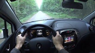 2016 Renault Kaptur POV Test Drive