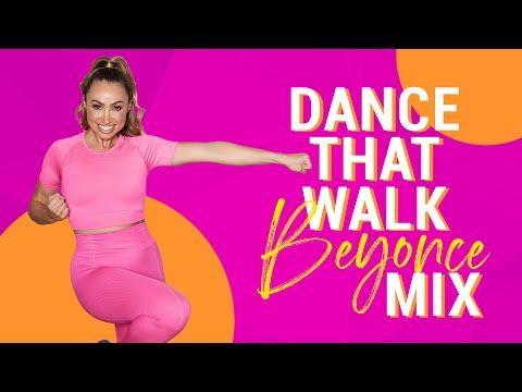*BEYONCE MIX* DANCE THAT WALK | DANCE FITNESS | CALORIE BLASTING WORKOUT