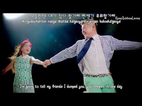 Orange Caramel - Gangnam Street (강남거리) MV [Eng Sub+Romanization+Hangul] HD